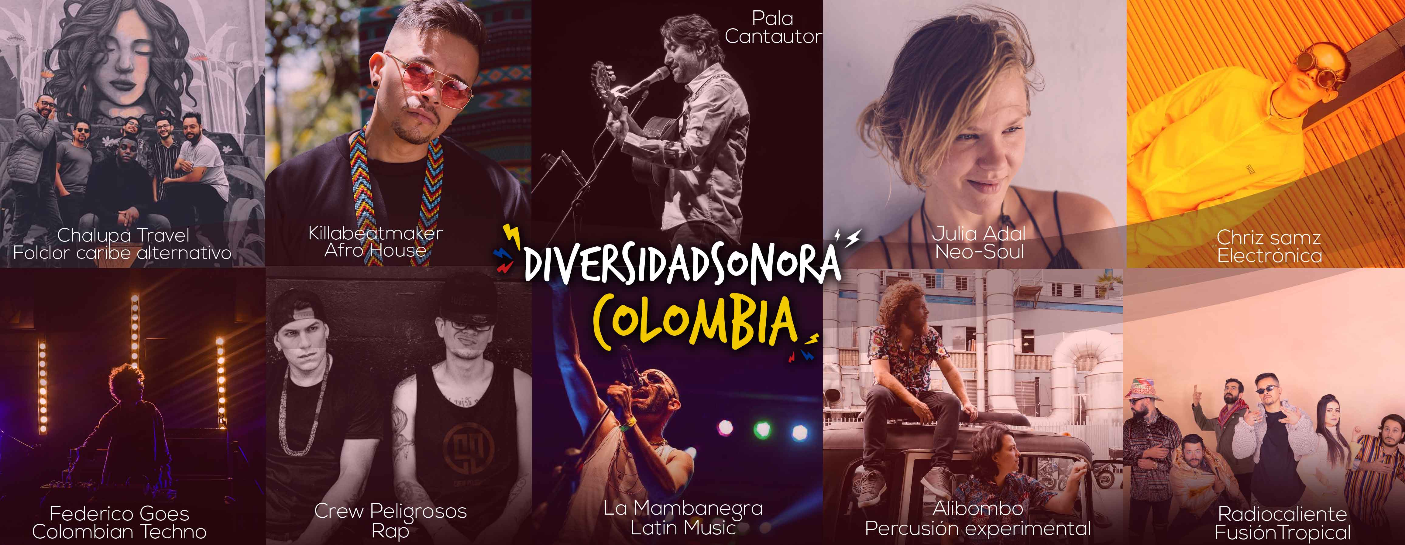 Colombia Country of Music - Womex 2019