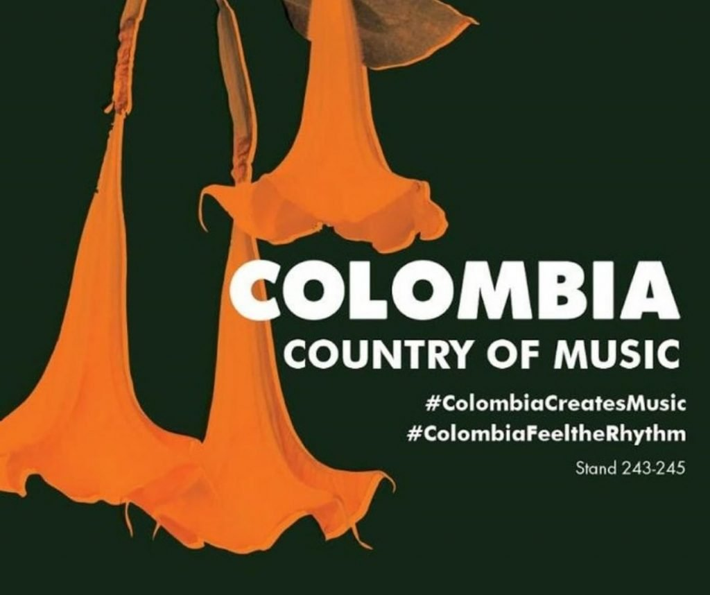 Colombia Country of Music