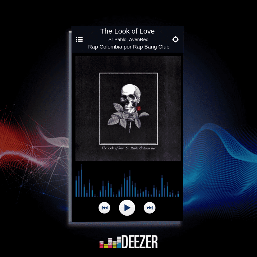 the look of love deezer
