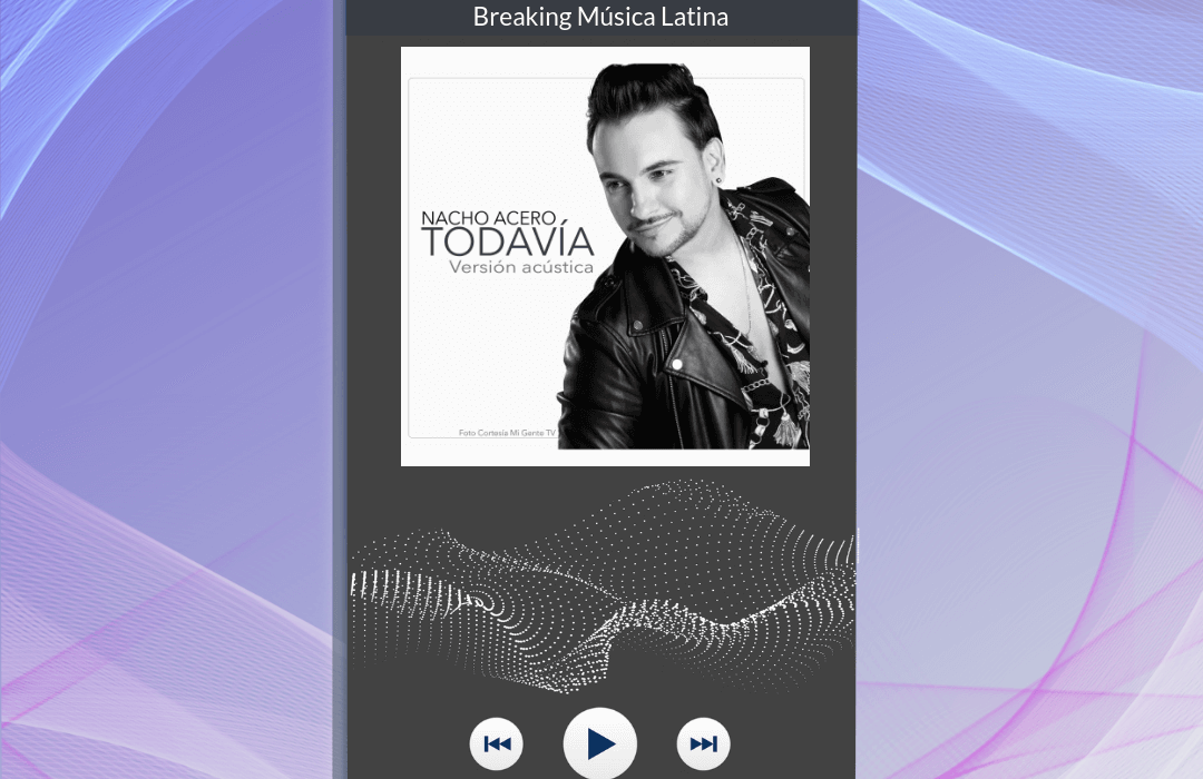 salsa romantica, nacho acero, apple music