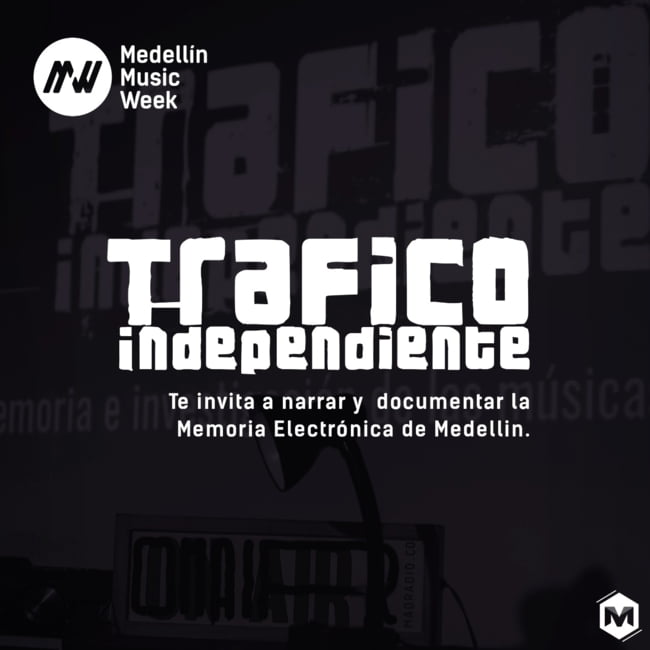 memoria electronica, medellin music week